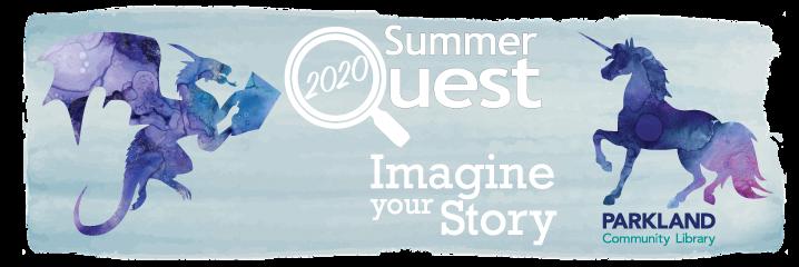 Summer Quest banner
